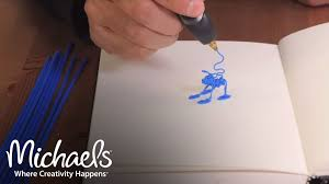 michaels photo printing. Perfect Printing 3Doodler 20 3D Printing Pen  Extras Crafts U0026 Hobbies Michaels   YouTube With Photo R