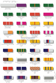 Army Ribbon Chart 2017 Ever Observed Colorful Ribbons On Soldiers Uniform Heres