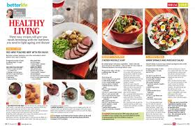 Recipe Page Layout Food Layout Bradford Fortuin