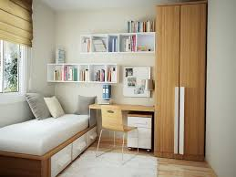 Small Picture Interior Design Small Space Bedroom With Minimalist Furniture And