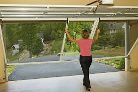 garage door screensGarage Doors  Screen Door Closures For Garage Openings Ft X