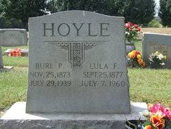 Burl Pinkney Hoyle (1873-1939) - Find A Grave Memorial
