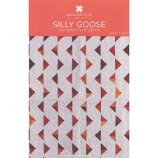 Silly Goose Pattern by MSQC - MSQC - MSQC — Missouri Star Quilt Co. & Silly Goose Pattern by MSQC Adamdwight.com