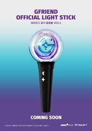 Dreamcatcher Official Light Stick Gfriend Official Light Stick Ver 2 Image Teaser Kpop