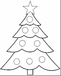 Small Picture Coloring Pages Christmas Tree Coloring Sheets Pages For Kids Free