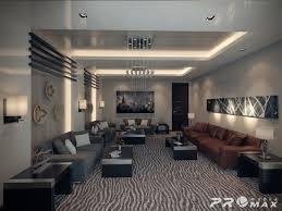 Modern Apartment Living Room - Contemporary apartment living room