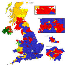 12 maps that help show the general election result in a different Final Election Results Map Final Election Results Map #43 final election results map 2016