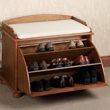 Image of: Amazing Bench with Shoe Storage
