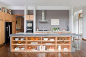 Kitchen:How To Design A Beautiful And Functional Kitchen Island Grey  Countertop Kitchen Design Cabinets