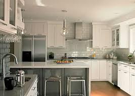 grey kitchen countertops