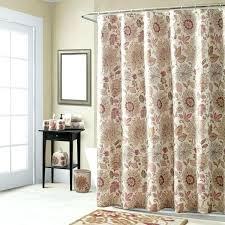 Dark Brown Shower Curtain Brown Fabric Shower Curtain Shower Curtain