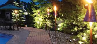 lighting tiki torches. Outdoor Lighting Perspectives Outside Tiki Torches C