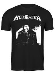 <b>Футболка классическая Helloween</b> ( Michael Kiske ) #698116 от ...