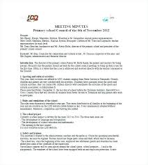 Memo Example For Business Our Business Agenda Format Trip Meeting Memo Templates Free
