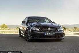 Mercedes Benz C63 AMG - ADV5.2 M.V2 CS - Matte Black