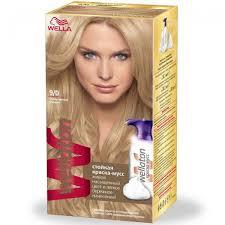 Wella 9 0 Wellaton Permanent Foam Color Designed For Fine Hair Types