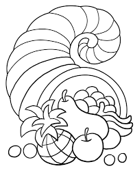 Small Picture Thanksgiving Coloring Pages Pdf 4 olegandreevme