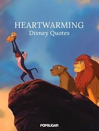 Disney Movie Quotes Amazing Best Disney Quotes POPSUGAR Smart Living
