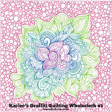 Free Printable Pantograph Quilting Patterns Custom Inspiration