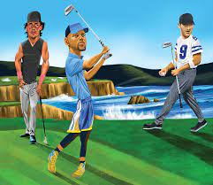 The Top Athlete Golfers