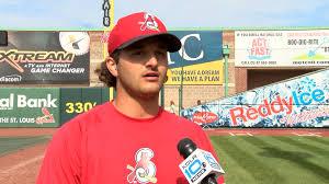 Carlson, Warner: Texas League All-Stars