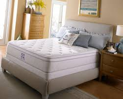 Sears Furniture Bedroom Sealy Brooks Point Select Queen Mattress Only Sears Outlet