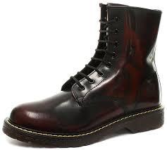 Grinders Cedric Mens Combat Boots Amazon Co Uk Shoes Bags