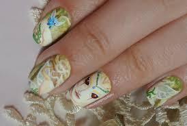 Abstract themes Nail art