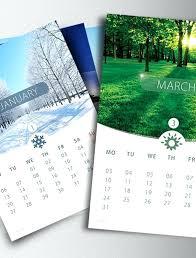 Calender Design Template Table Calendar Template Purple Cover Desk Calendar Design Polygon