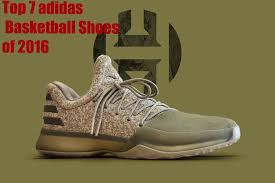 adidas basketball shoes. top 7 adidas basketball shoes of 2016