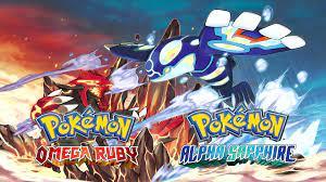 Pokémon Alpha Sapphire — Previews — DarkStation