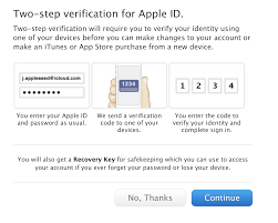 Icloud Security Code Apple Beefs Up Icloud Apple Id Security With Two Step