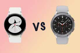 Jun 10, 2021 · while galaxy watch 4 details are scarce, we can expect to see samsung slap its one ui design language on it so that it matches the rest of the galaxy ecosystem. Samsung Galaxy Watch 4 Vs 4 Classic Unterschiede Im Vergleich