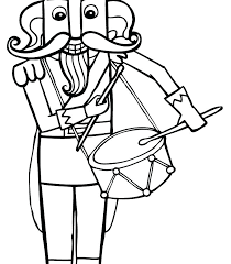 Nutcracker Coloring Pages Nutcracker Coloring Pages Formidable