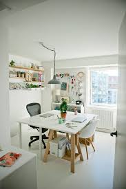 home office work room furniture scandinavian. Craft Room Furniture Home Office Scandinavian With Work Space Desk Wall Mounted Tools S