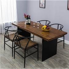 ho American family dining tables and chairs creative bination