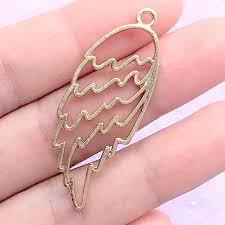 angel wing photo frame for resin filling wings open bezel pendant framed pictures angel wing photo frame