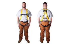 harness nationalsafety's weblog Fall Protection Harness harness donning step 7 fall protection harness diagram