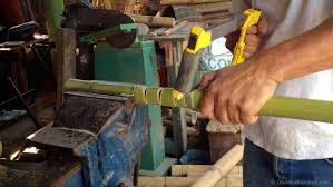 how to make bamboo furniture. Working-with-bamboo.jpg How To Make Bamboo Furniture S
