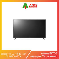 Smart Tivi LG 4K 82 inch 82UM7500PTA | Chính hãng, Giá rẻ - Tivi