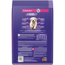 Eukanuba Large Breed Puppy Feeding Chart Eukanuba Lamb Rice Puppy Dry Dog Food 30 Lb