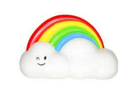 15 Min Timer Details About Rainbow Cloud Night Light With 15 Minute Timer
