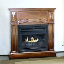 empire vent free fireplace vent free gas fireplaces safety pleasant hearth dual fuel wall mount fireplace
