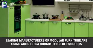 major furniture manufacturers. more and leading manufacturers of modular furniture are now using action tesa high density moisture resistant hdhmr range products major n