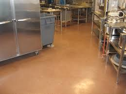 Epoxy Floor Kitchen Commercial Kitchen Flooring Epoxy All About Flooring Designs