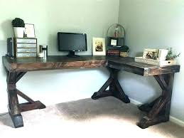 do it yourself office desk. Do It Yourself Desk Plans Office Build Your Own Interior O