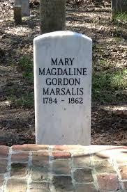 "Mary Magdaline ""Polly"" Gordon Marsalis (1784-1862) - Find A Grave Memorial"