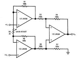 3 wire rtd bridge facbooik com Rtd Connection Diagram 2wire Vs 3 Wire lab iv opamp signal conditioning circuit for 3 wire rtd bridge