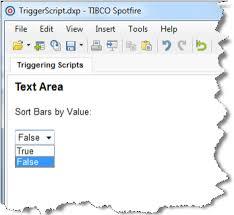 Trigger Control Chart Trigger Script Controls Via Property Control Changes The