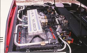 cizeta moroder 6 0l v16 as fitted transversely in the v16t car and driver looks at the 10 craziest engines ever put in production cars the details and check out diagrams